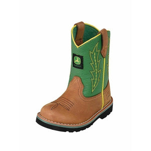 Toddler John Deere Johnny Popper Boot Style JD1186
