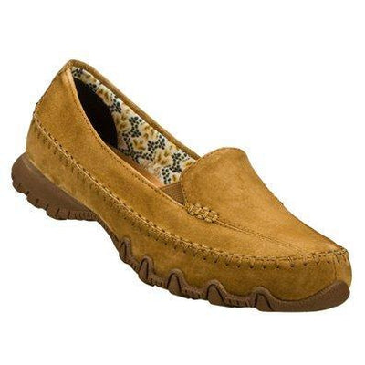 330f226db088 Skechers Relaxed Fit   Bikers - Pedestrian Women s Shoes Brown 48930 ...