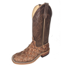 Men's Anderson Bean Cigar Matte Big Bass Western Exotic Boot 320029