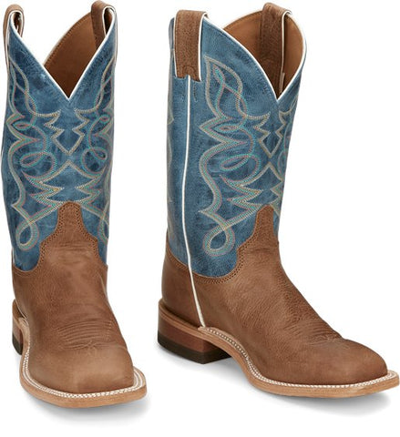 Women's Bent Rail Cowboy Boot by Justin BRL381