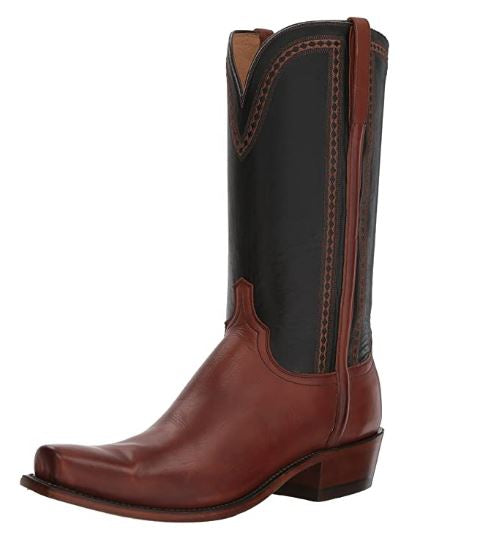 Lucchese Bootmaker Men's Sutton Western Boot N1680.73 MADE IN USA
