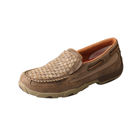 Twisted X Women's Slip-On Driving Moc WDMS017