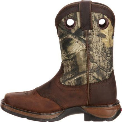 3d6fa38452e9 LIL  DURANGO LITTLE KID CAMO SADDLE WESTERN BOOT DBT0120 – Country View  Western