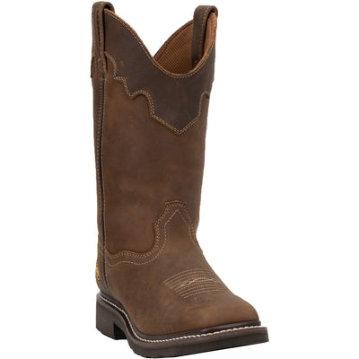 Dan Post Women's Parkston Western Boots - Wide Square Toe DP59402
