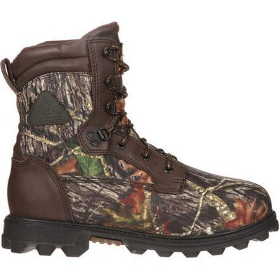 ROCKY BEARCLAW BIG KIDS' WATERPROOF 1000G INSULATED OUTDOOR BOOT 3627