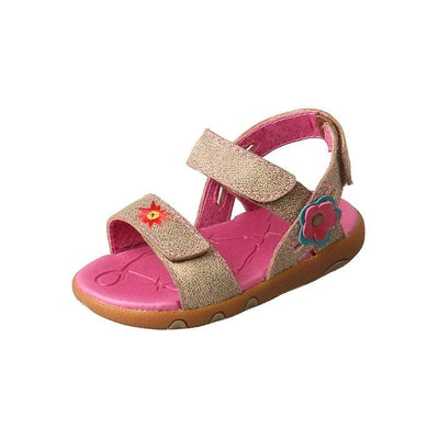 Twisted X Infant Sandal – Dusty Tan ICAS002