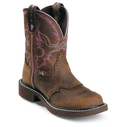 Justin Boots Women's Wanette Gypsy Collection Steel Toe Work Boots - WKL9980