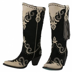 WOMEN'S ROYAL LANE BLACK LB0344D