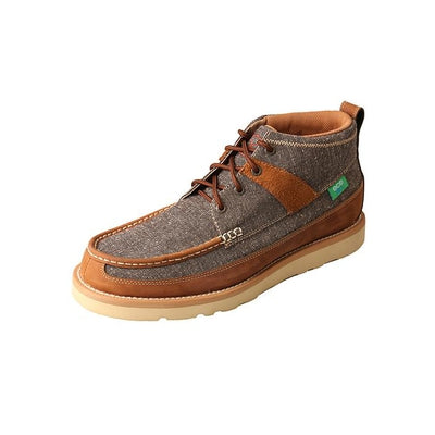 Twisted X Men's ECO TWX Casual Shoe – Dust/Brown MCA0018