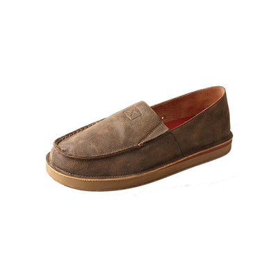 Twisted X Men's Casual Loafer – Bomber MCL0001