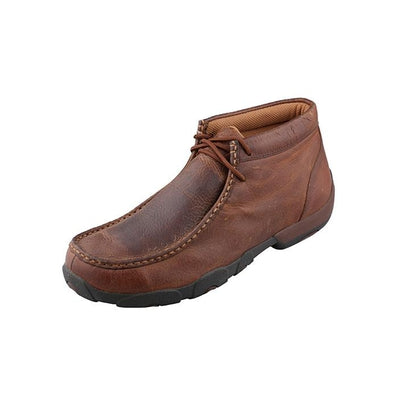 Twisted X Men's Driving Moccasins – Copper