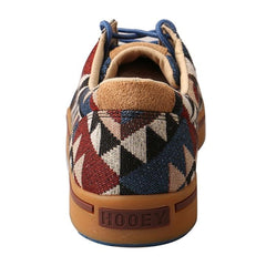 Twisted X Men's Hooey Lopers – Graphic Pattern Canvas MHYC006
