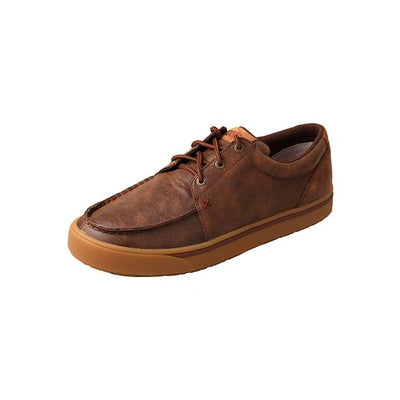 Twisted X Men's Hooey Lopers – Brown MHYC009