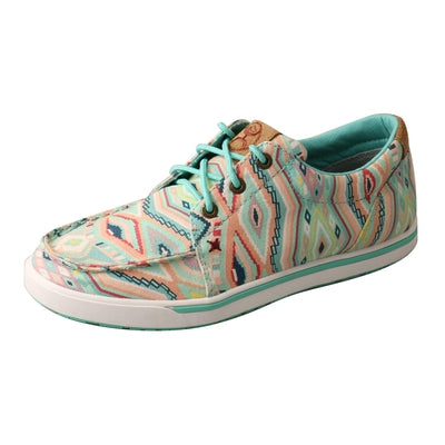 b386c322702 WOMEN'S HOOEY LOPER TWISTED X WHYC010 CASUAL SHOES