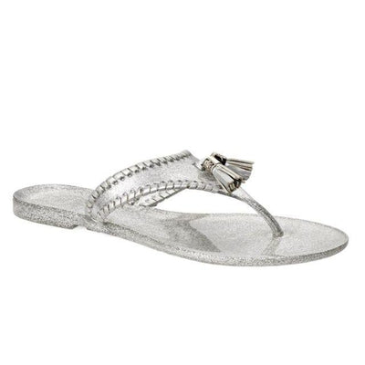 256cc70a5eb8 Jack Rogers Sparkle Alana Jelly Silver 1117SS0002 – Country View Western
