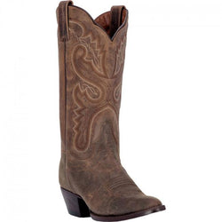 DP3571 Dan Post Women's Marla Western Boots - Bay Apache