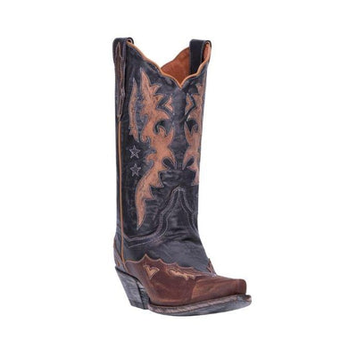 Dan Post Amelia Womens Leather Boots DP3742