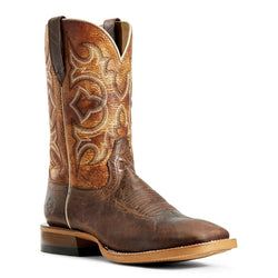 Ariat® Men's Tobacco & Texas Tan Relentless High Call Boots 10029727