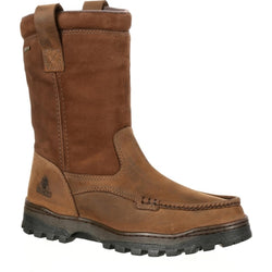Rocky RKS0255 Outback GORE-TEX Waterproof Wellington Moc Toe Boot