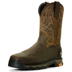 Ariat Men's Intrepid Force Waterproof Western Work Boot Composite Toe - 10027315