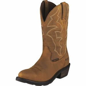 Ariat 10006299 Men's Ironside H2O Dusted Brown