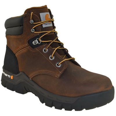 "Carhartt Men's 6"" Rugged Flex Composite Toe Work Boots Style CMF6366"