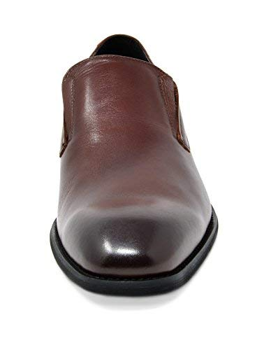 Men's Slip On Dress Shoes Washington-Dark Brown