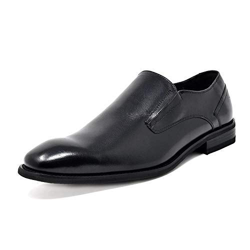Men's Slip On Dress Shoes Washington-Black