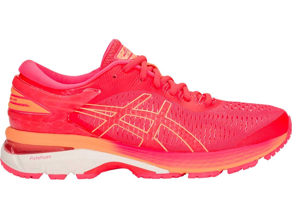 Women's Gel-Kayano 25 Running Shoes-Diva Pink/Mojave