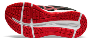 Contend 5 PS Kid's Running Shoe- Black/Speed Red