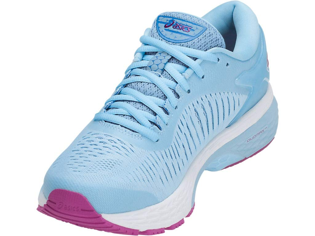 Women's Gel-Kayano 25 Running Shoes-Skylight/Illusion Blue