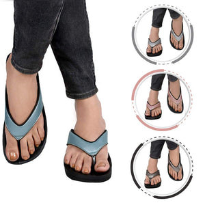 Women's Original Orthotic Comfortable Walk Sandals- Pearly Blue