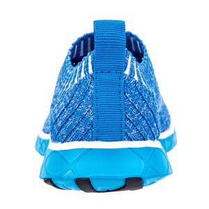 Boys Slip-on Quick Dry Water Shoes-Royal Blue Knit