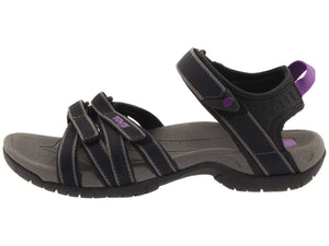 Women's Tirra Sandal Black-Grey