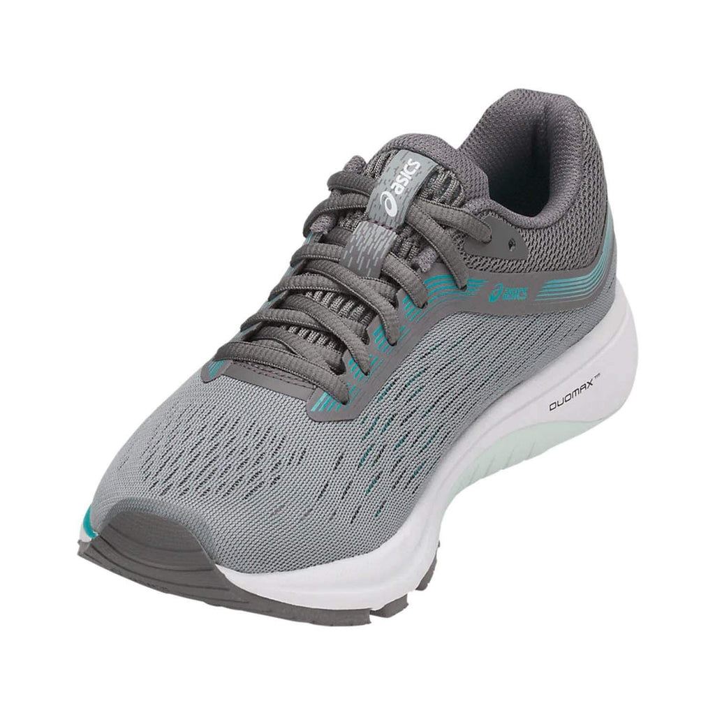 Women's GT-1000 7 Running Shoe- Stone Grey/Carbon
