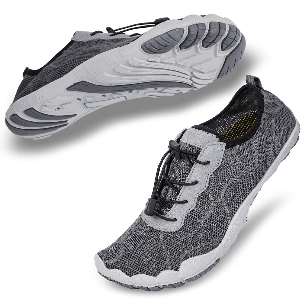Women's Swimming, Surfing, Diving, Water Shoes-Dark Gray