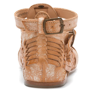 Bed|Stu Women's Claire-Nectar Lux Distressed Full Grain Leather