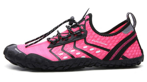 Women's Barefoot Aqua Shoes Quick Drying-Pink