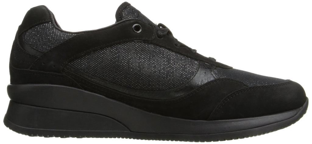 Women's Vita Fashion Sneakers- Black
