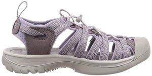 Women's Whisper Sanda- Shark/Lavender Grey