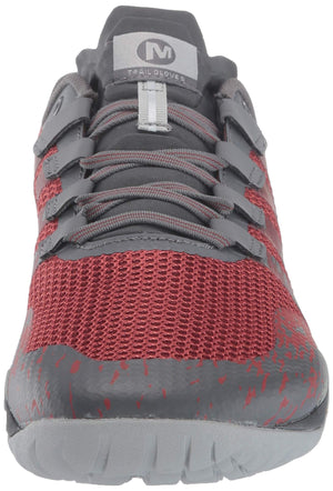 Men's Trail Glove 5 Sneaker- Burnt Henna