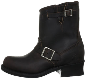 Women's Engineer 8R Ankle Boots- Gaucho