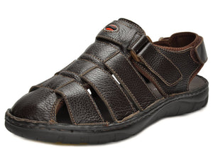 Men's Bankok- Brown Outdoor Fisherman Sandals