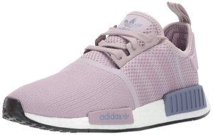 Women's NMD_R1 Running Shoes- Soft Vision/raw Indigo
