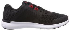 Men's Fuse FST Running Shoe -Black/Red
