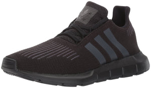 Men's Swift Run Shoes- Black Utility Black Black