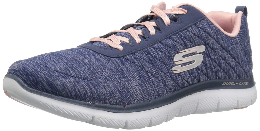 Women's Flex Appeal 2.0 Sneakers- Navy