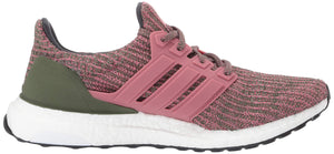 Women's Ultra-Boost Running Shoes-Trace Maroon/Trace Maroon/Base Green