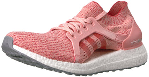 Women's Ultra-Boost X Running Shoe- Trace Pink/Tactile Red