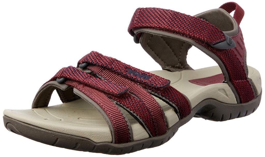 Women's Tirra Textile Synthetic Sandals-Hera Port Eclipse